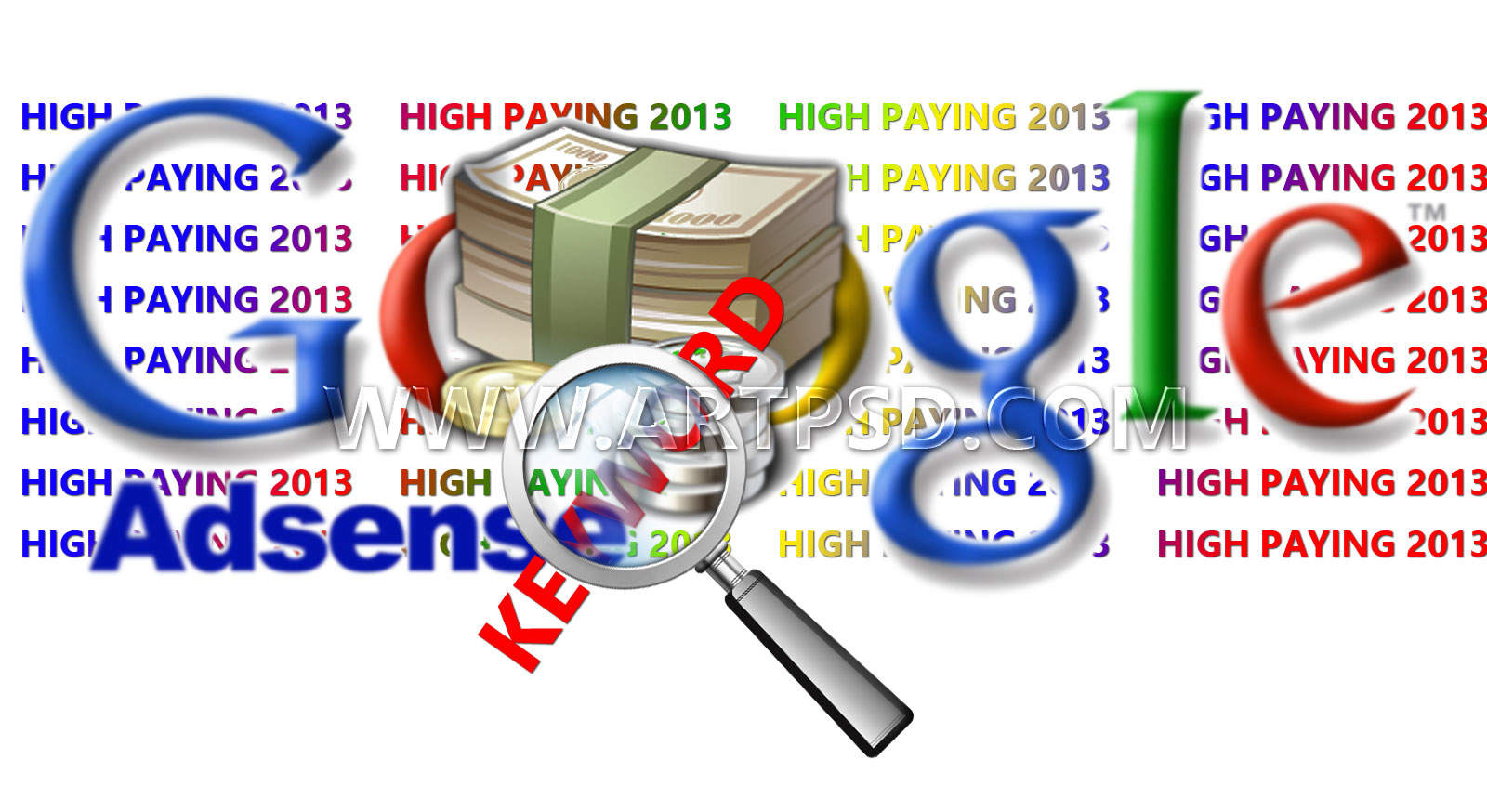 High Paying Google AdSense Keywords