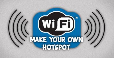 FREE WiFi Hotspot